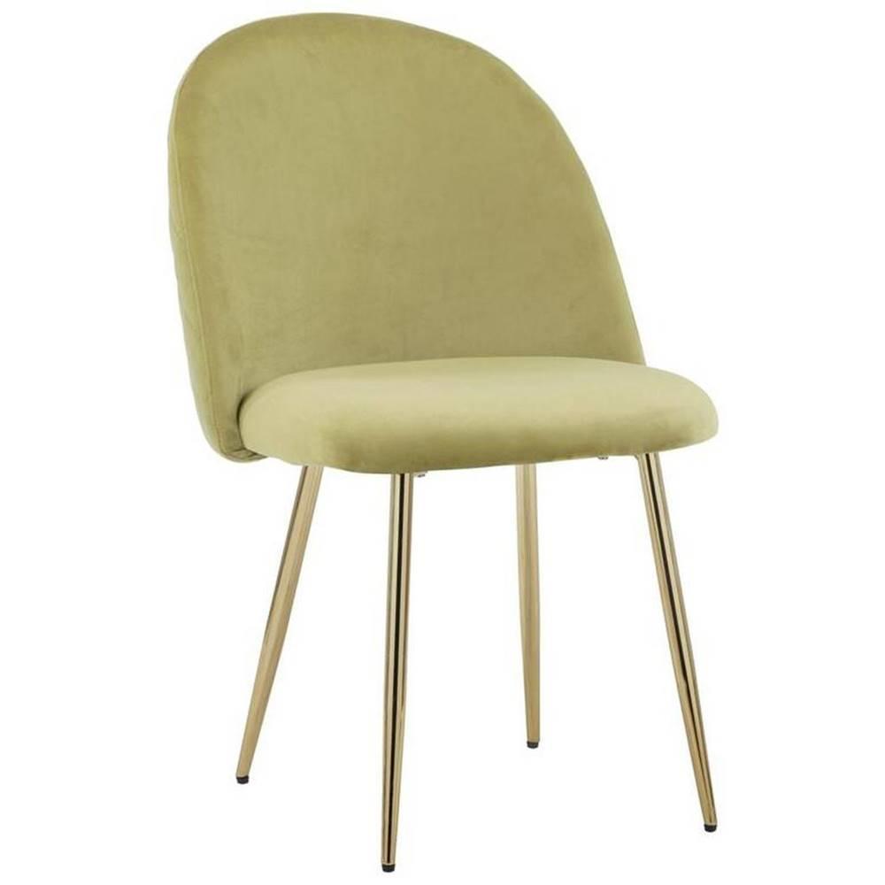 Möbelix stolička Artdeco Zamat Šírka 51cm
