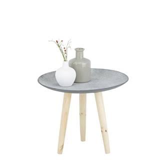Odkladací stolík Grey