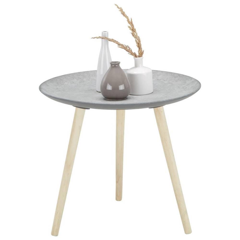Möbelix Odkladací stolík Grey