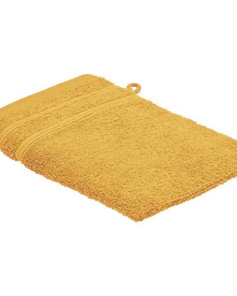 Žltý uterák Möbelix