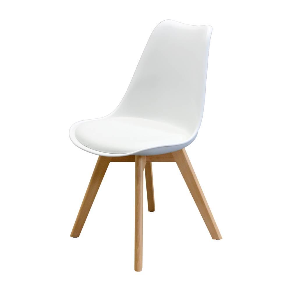 IDEA Nábytok Jedálenská stolička QUATRO biela