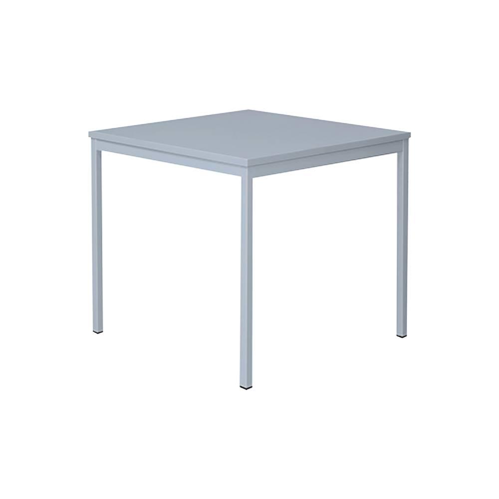 IDEA Nábytok Stôl PROFI 80x80 sivý