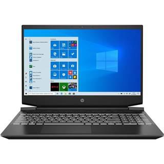 Notebook HP Pavilion Gaming 15-ec1604nc čierny