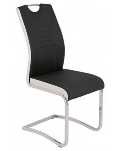 Biela stolička ASKO - NÁBYTOK