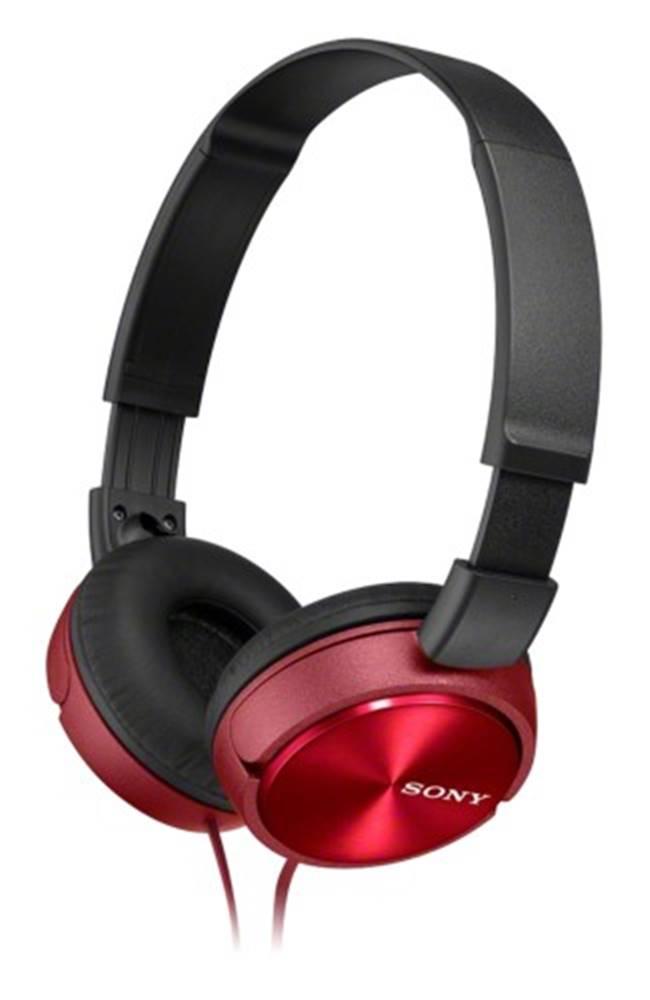 Sony Sony Slúchadlá MDRZX310AP červená