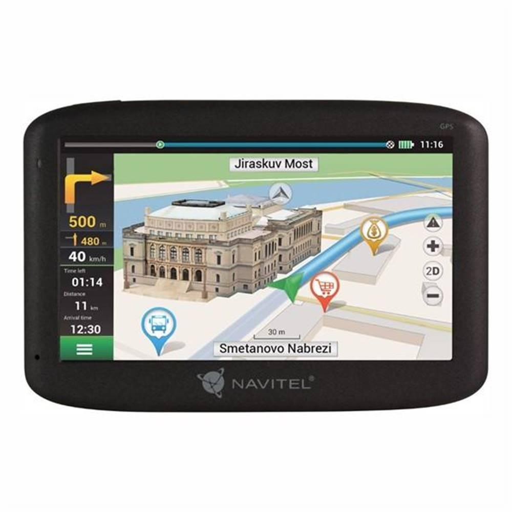 Navitel Navigačný systém GPS Navitel MS400 čierna