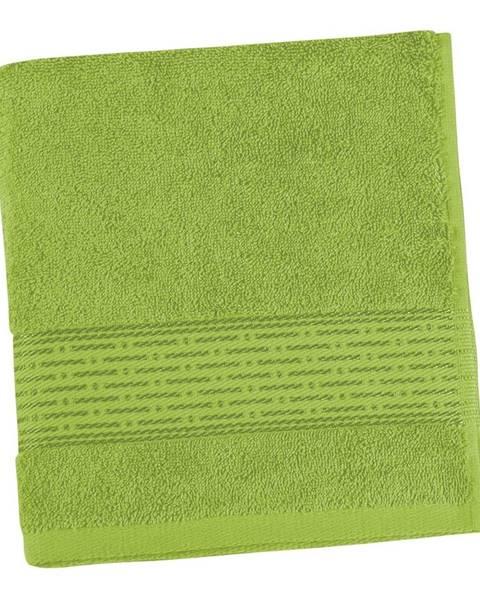 Zelený uterák Bellatex