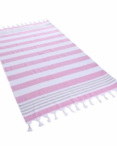 Ružový uterák DecoKing