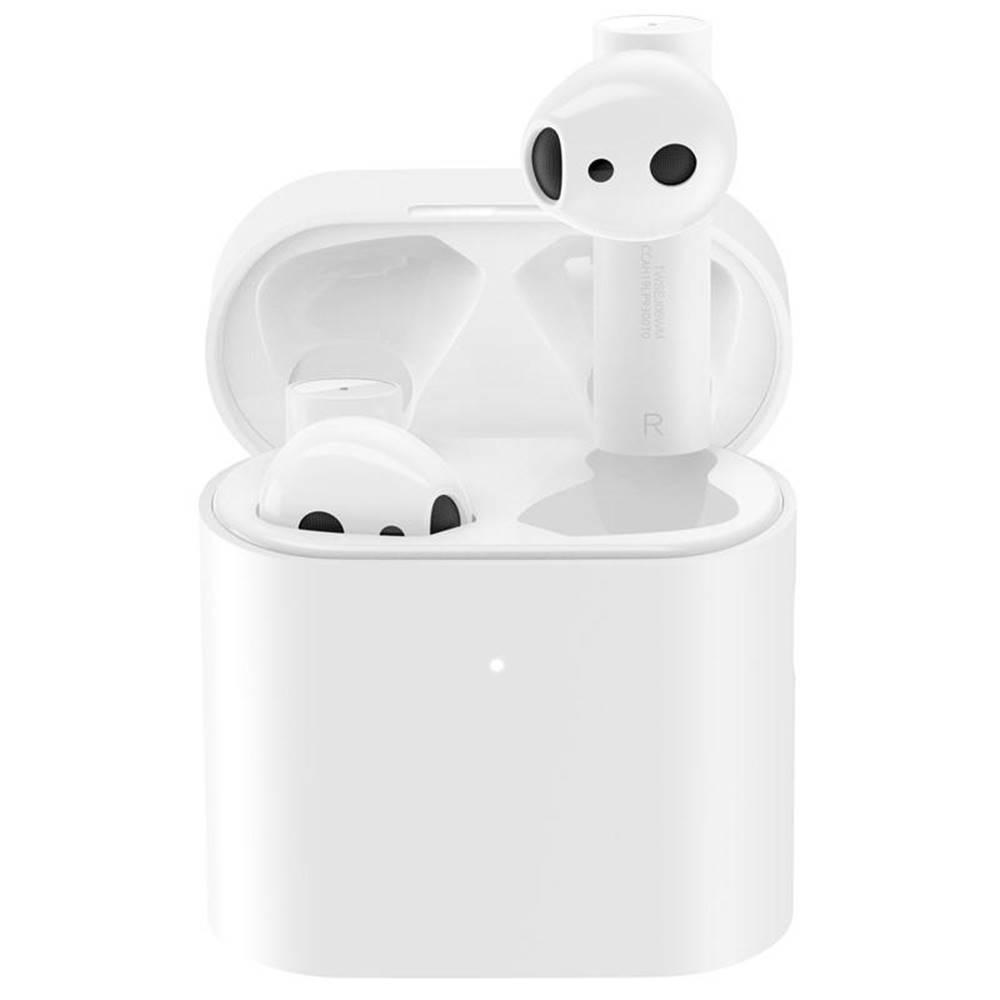 Xiaomi Slúchadlá Xiaomi Mi True Wireless Earphones 2S biela