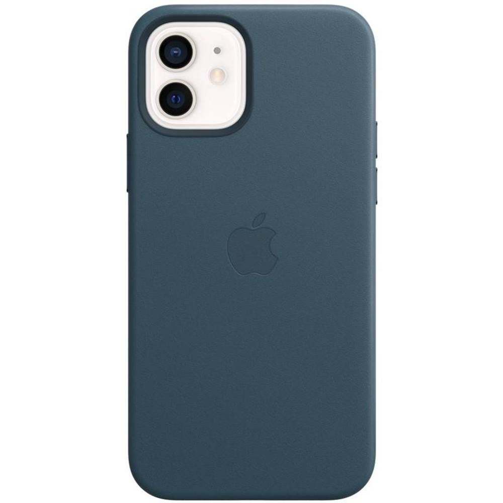 Apple Kryt na mobil Apple Leather Case s MagSafe pre iPhone 12 a 12 Pro -
