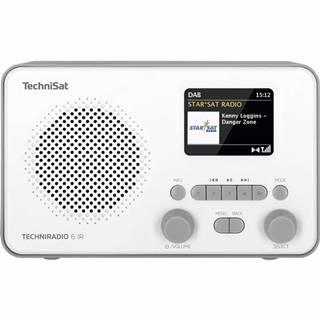 Internetový rádioprijímač Technisat Techniradio 6 IR biely