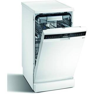 Umývačka riadu Siemens iQ500 Sr25zw11me biela