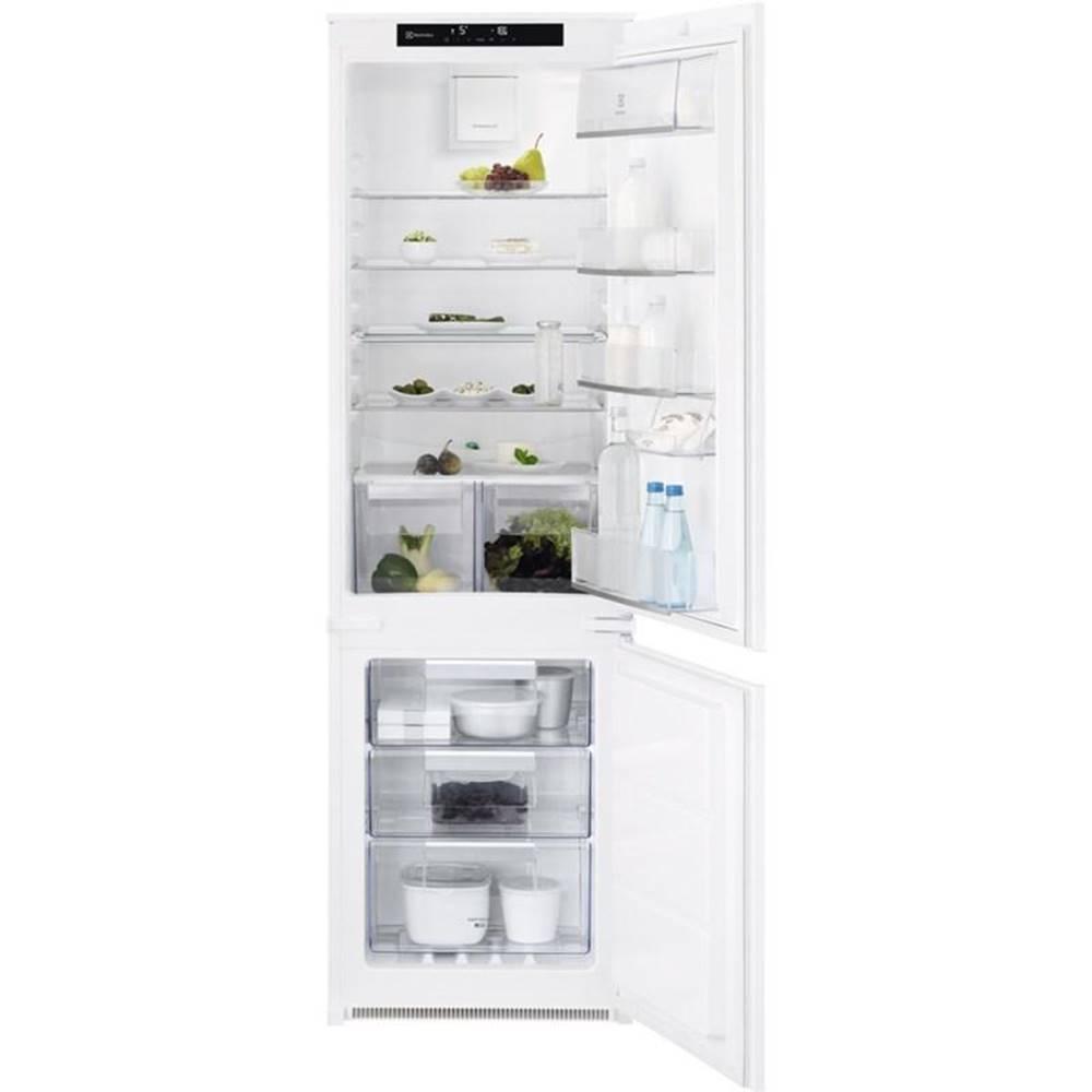 Electrolux Kombinácia chladničky s mrazničkou Electrolux Lnt7tf18s biele