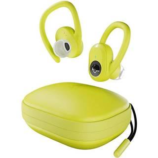 Slúchadlá Skullcandy Push Ultra In-Ear žltá