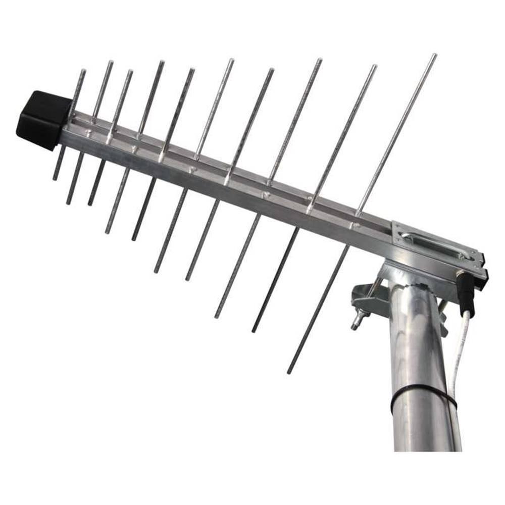 EMOS Vonkajšia anténa Emos EM-20G/Z, se zdrojem 0–100 km DVB-T2