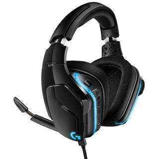 Headset  Logitech Gaming G635 7.1 Surround Lightsync čierny