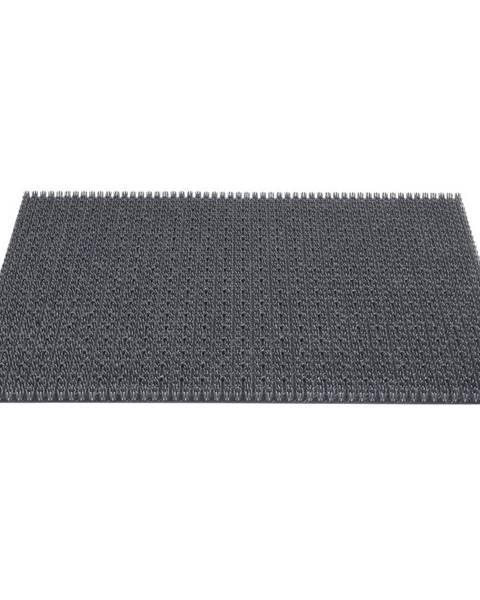 Čierny koberec Plastia
