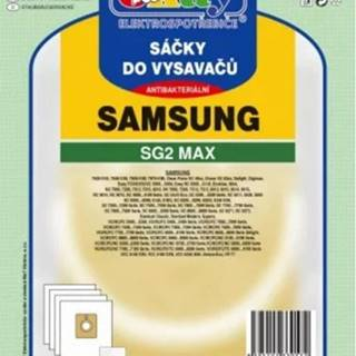Vrecká do vysávača Samsung SG2MAX, 4ks