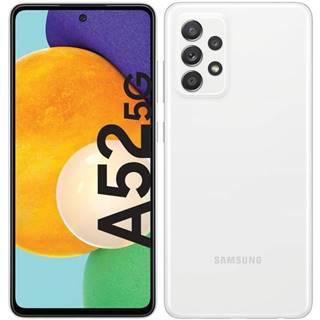 Mobilný telefón Samsung Galaxy A52 5G biely