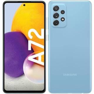 Mobilný telefón Samsung Galaxy A72 modrý