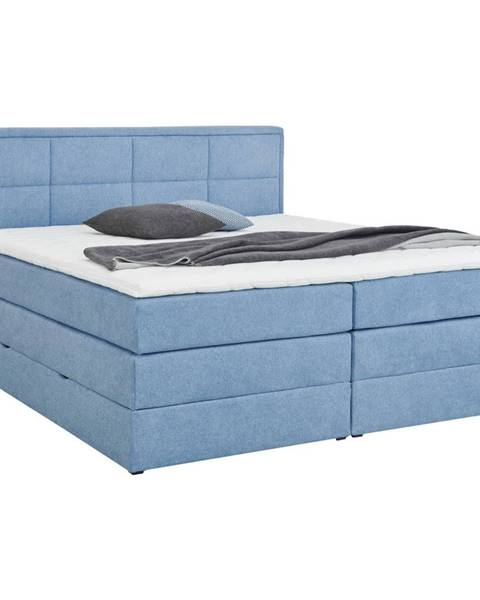 Modrá posteľ Esposa