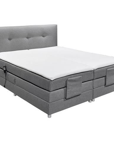 Sivá posteľ Esposa