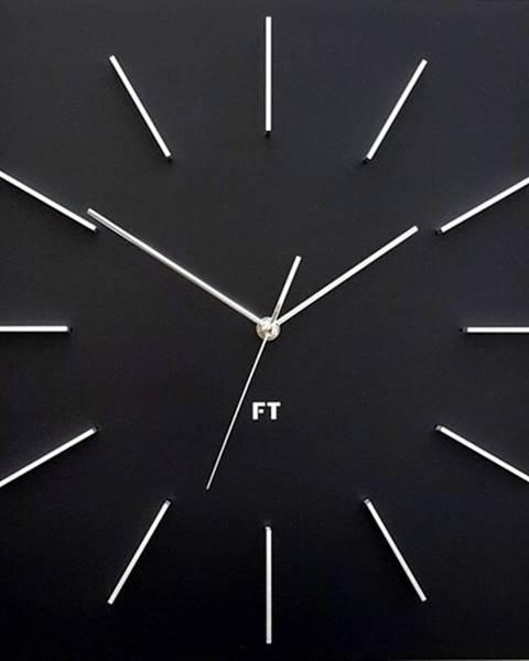 Čierne dekorácie Future Time