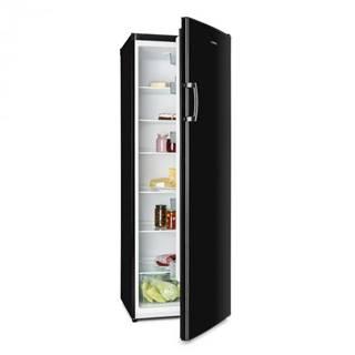 Klarstein Bigboy, chladnička, 323 l, crisper priehradka, 6 úrovní, trieda energetickej účinnosti A+, čierna