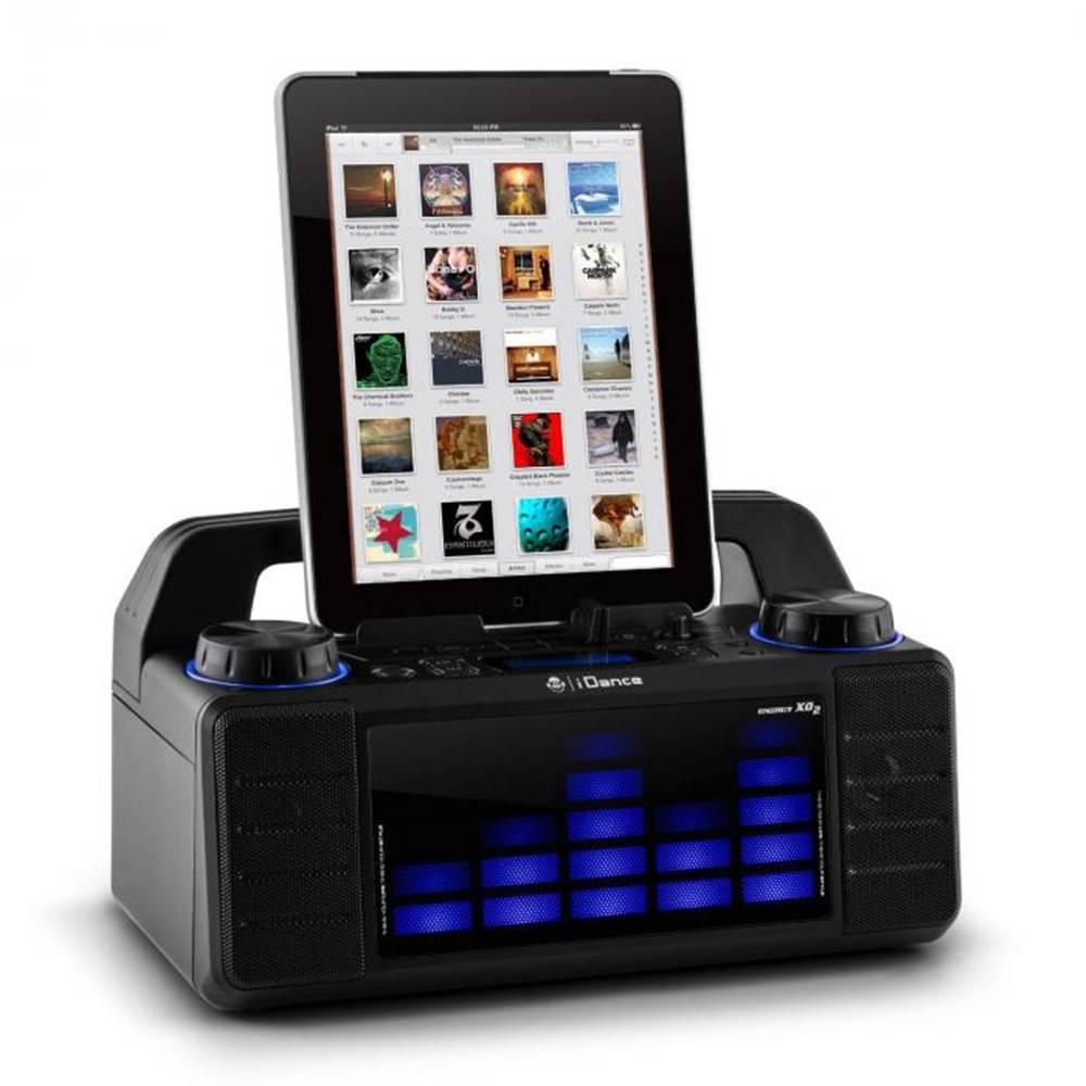 IDance IDance Energy XD2, systém párty reproduktorov, fader, mixér, bluetooth, USB, MP3