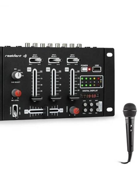 Mikrofón Resident DJ