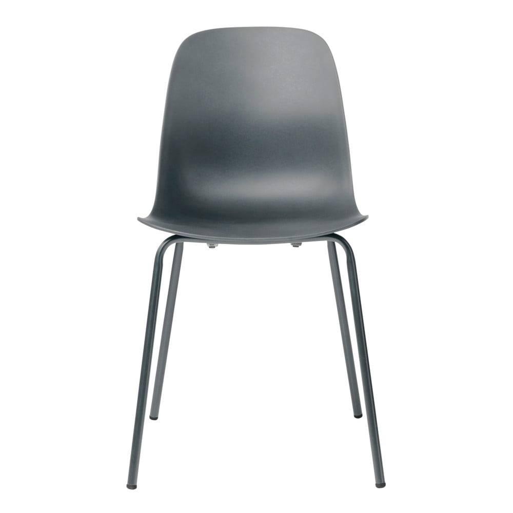 Unique Furniture Sivá jedálenská stolička Unique Furniture Whitby