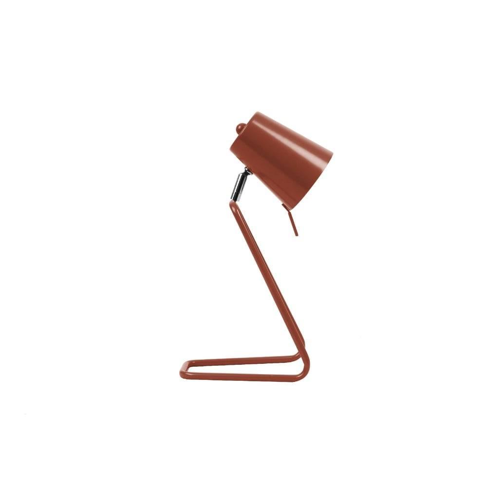 Leitmotiv Červená stolová lampa Leitmotiv Z