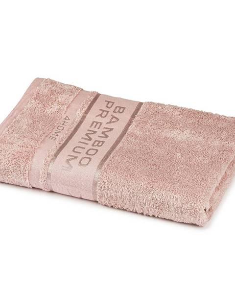 Ružový uterák 4Home