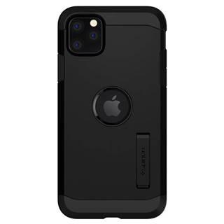 Kryt na mobil Spigen Tough Armor na Apple iPhone 11 Pro Max čierny
