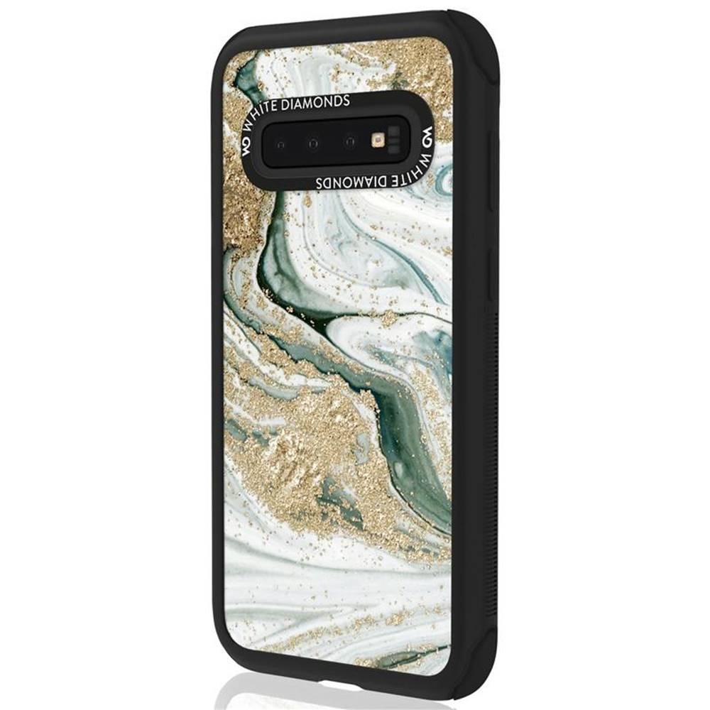White Diamonds Kryt na mobil White Diamonds Tough Marble Case na Samsung Galaxy