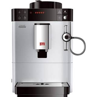 Espresso Melitta Passione Stříbrné strieborn