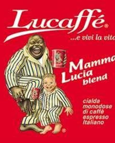 Kávovary Lucaffé