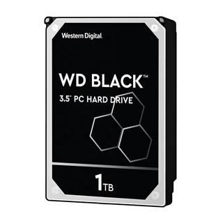 """Pevný disk 3,5"""" Western Digital Black 1TB"""
