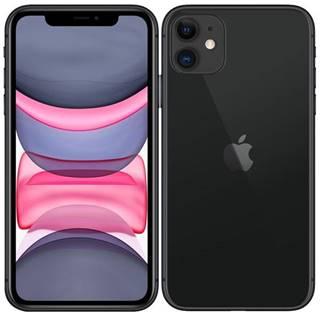 Mobilný telefón Apple iPhone 11 256 GB - Black