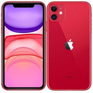 Mobilný telefón Apple iPhone 11 64 GB -