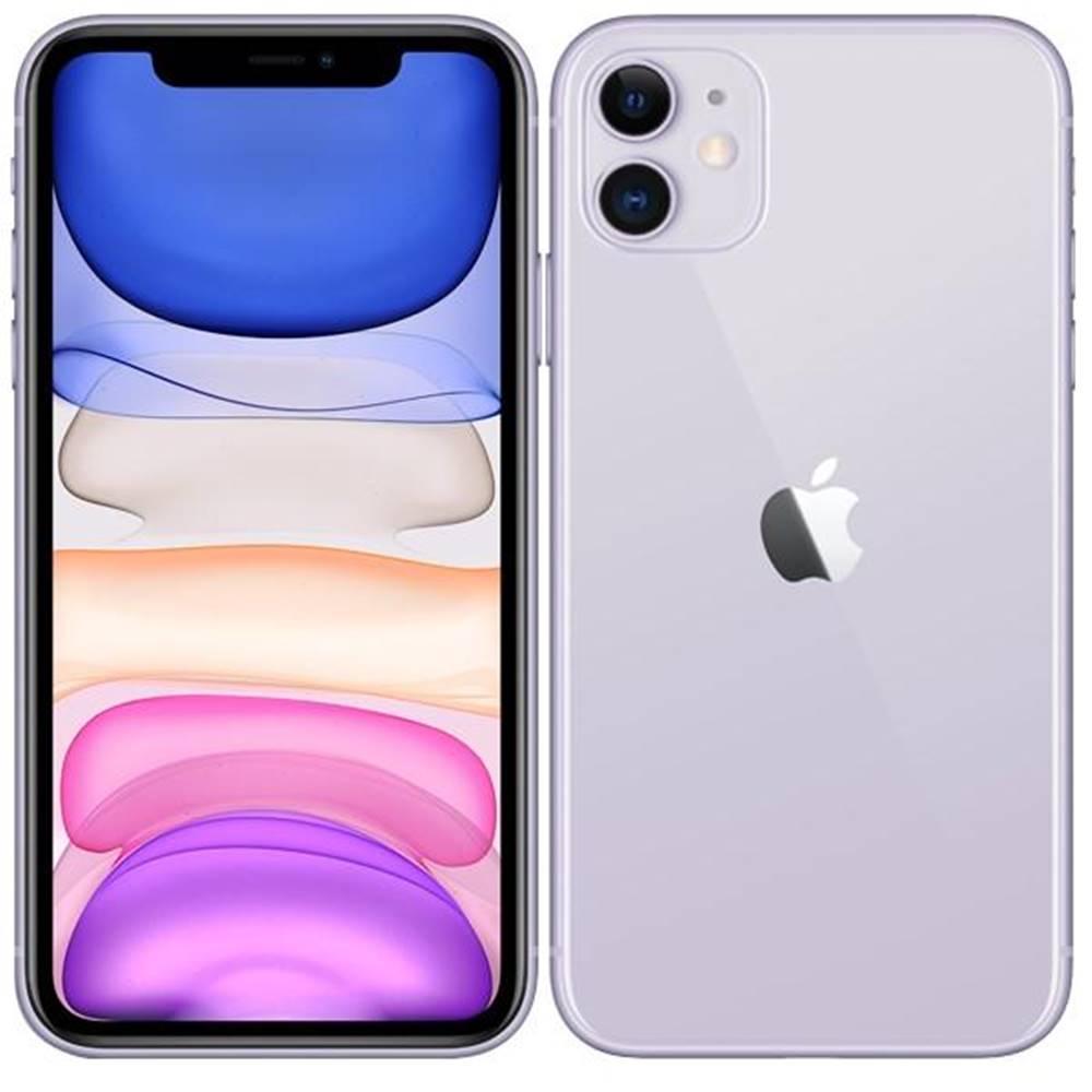Apple Mobilný telefón Apple iPhone 11 64 GB - Purple