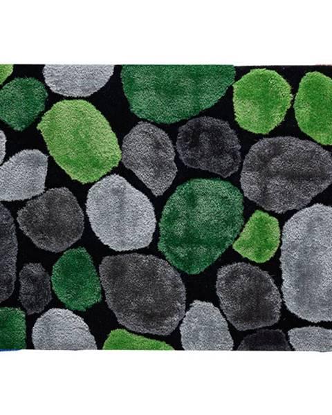 Zelený koberec Tempo Kondela