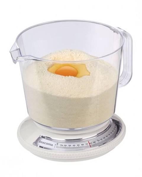 Biela kuchynská váha Tescoma