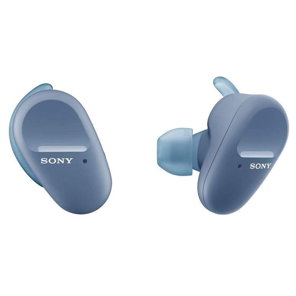 Sony Slúchadlá Sony WF-SP800 modrá