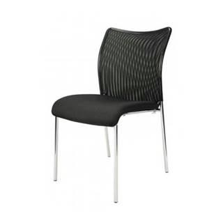 Konferenčná stolička TNT čierna