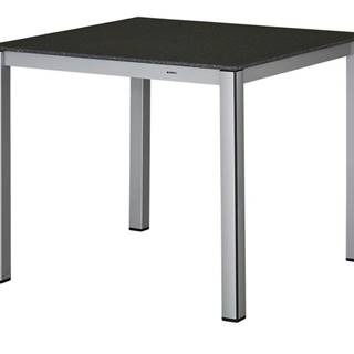 Záhradný stôl ELEMENTS 2 strieborná/antracit